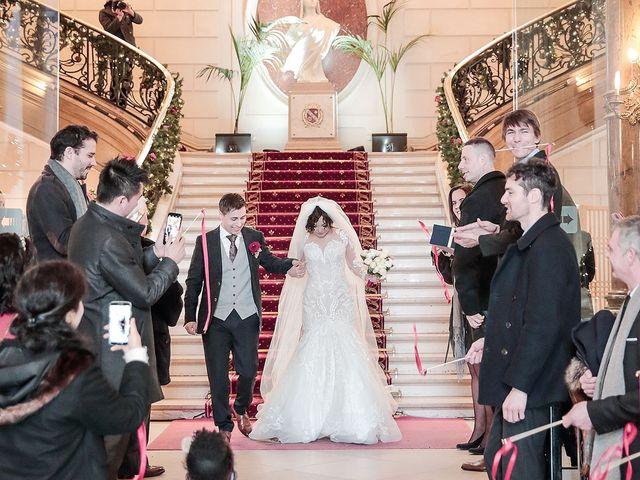 Le mariage de Felipe et Aigul à Louveciennes, Yvelines 60
