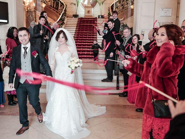 Le mariage de Felipe et Aigul à Louveciennes, Yvelines 61