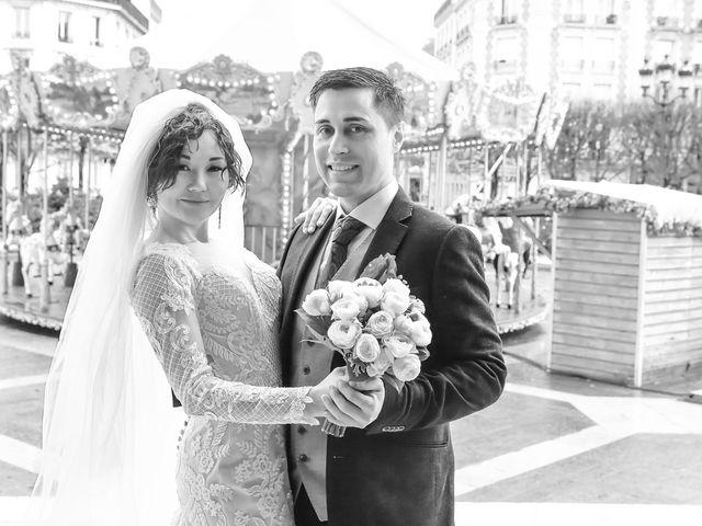 Le mariage de Felipe et Aigul à Louveciennes, Yvelines 62