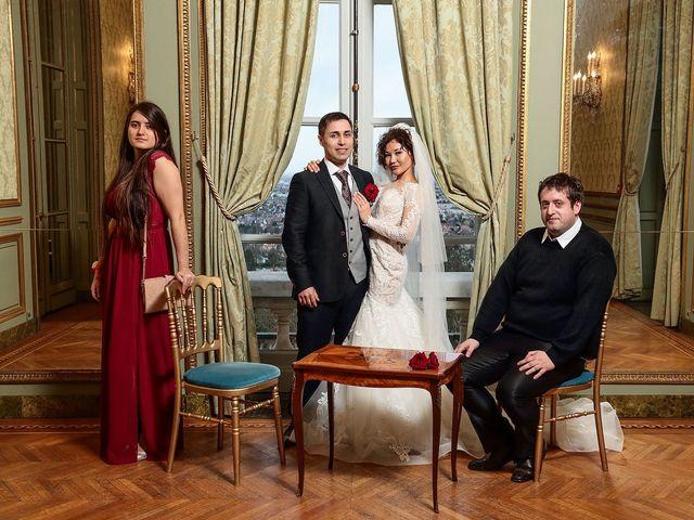 Le mariage de Felipe et Aigul à Louveciennes, Yvelines 69