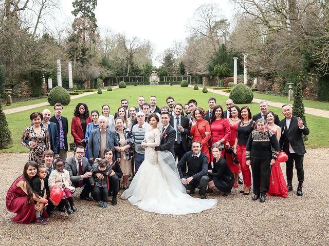 Le mariage de Felipe et Aigul à Louveciennes, Yvelines 75