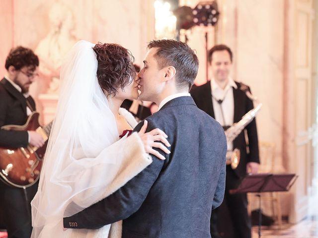 Le mariage de Felipe et Aigul à Louveciennes, Yvelines 84