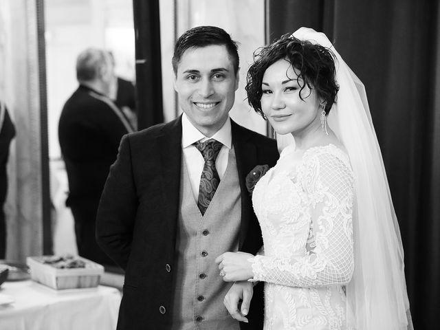Le mariage de Felipe et Aigul à Louveciennes, Yvelines 91