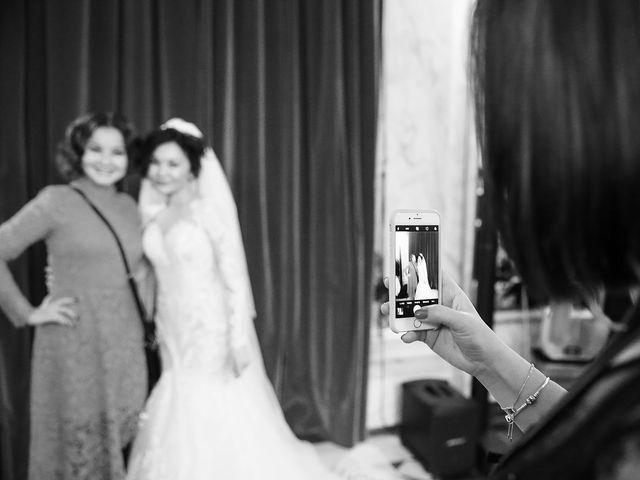 Le mariage de Felipe et Aigul à Louveciennes, Yvelines 92
