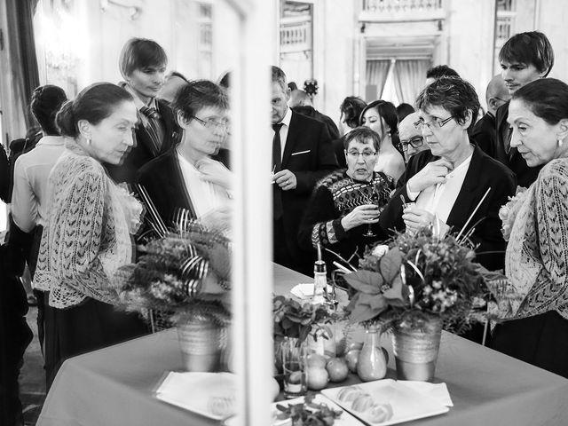 Le mariage de Felipe et Aigul à Louveciennes, Yvelines 93