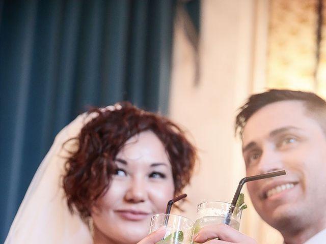 Le mariage de Felipe et Aigul à Louveciennes, Yvelines 94