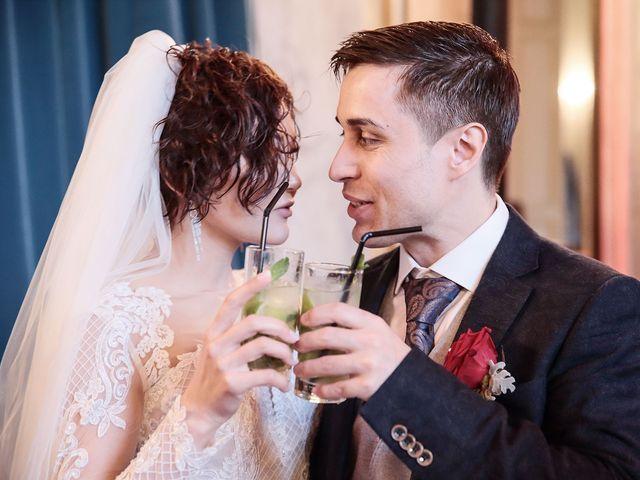 Le mariage de Felipe et Aigul à Louveciennes, Yvelines 95