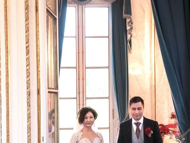 Le mariage de Felipe et Aigul à Louveciennes, Yvelines 96