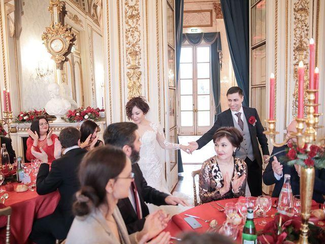 Le mariage de Felipe et Aigul à Louveciennes, Yvelines 97
