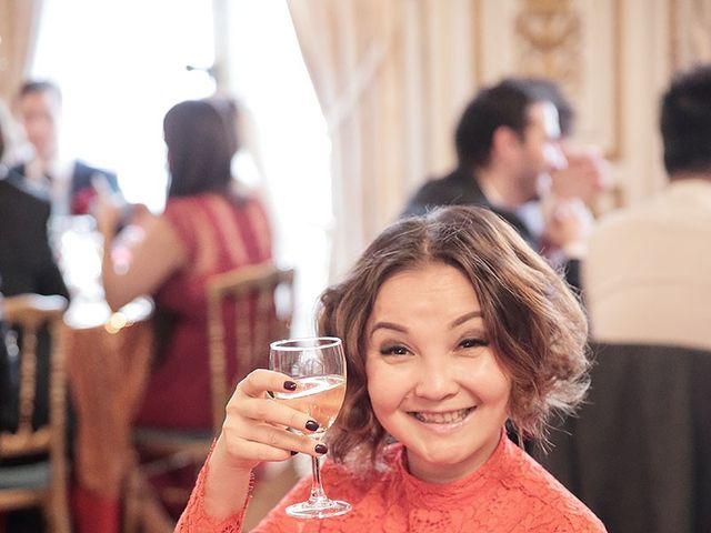 Le mariage de Felipe et Aigul à Louveciennes, Yvelines 104