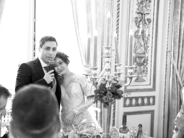 Le mariage de Felipe et Aigul à Louveciennes, Yvelines 108