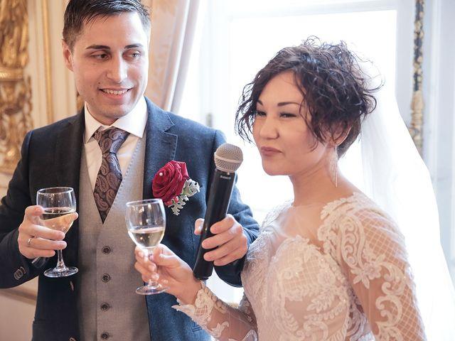 Le mariage de Felipe et Aigul à Louveciennes, Yvelines 109