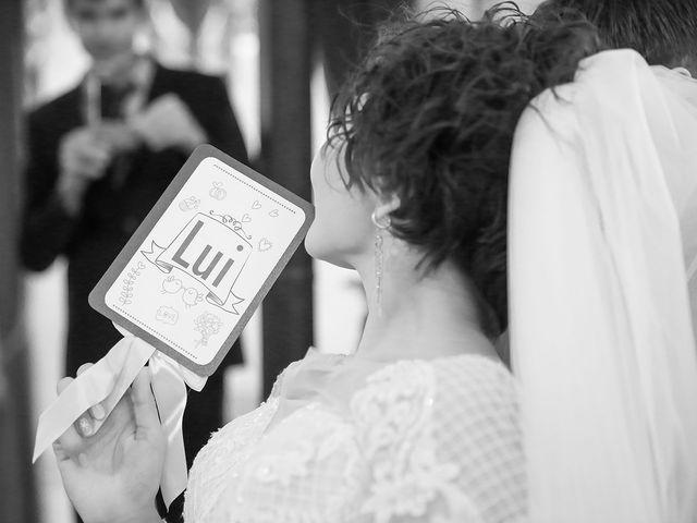 Le mariage de Felipe et Aigul à Louveciennes, Yvelines 120
