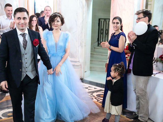 Le mariage de Felipe et Aigul à Louveciennes, Yvelines 127