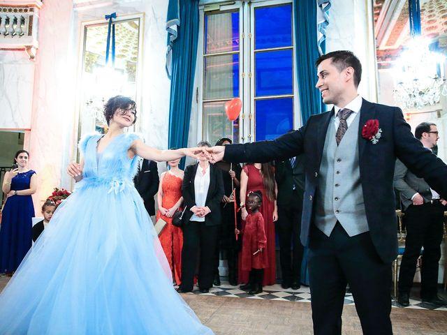 Le mariage de Felipe et Aigul à Louveciennes, Yvelines 130