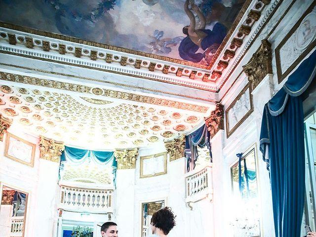 Le mariage de Felipe et Aigul à Louveciennes, Yvelines 132
