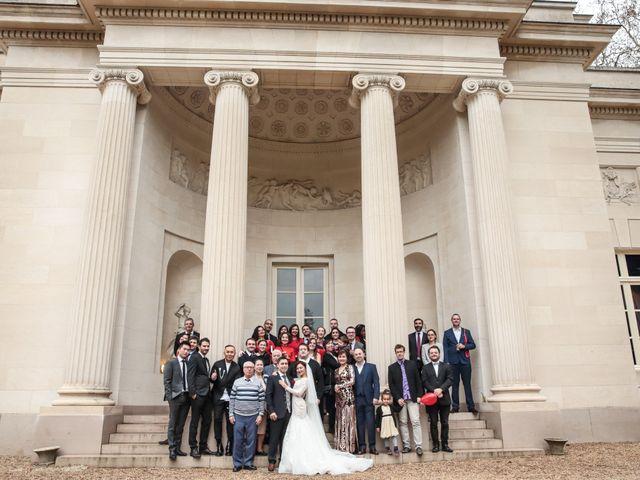Le mariage de Felipe et Aigul à Louveciennes, Yvelines 73