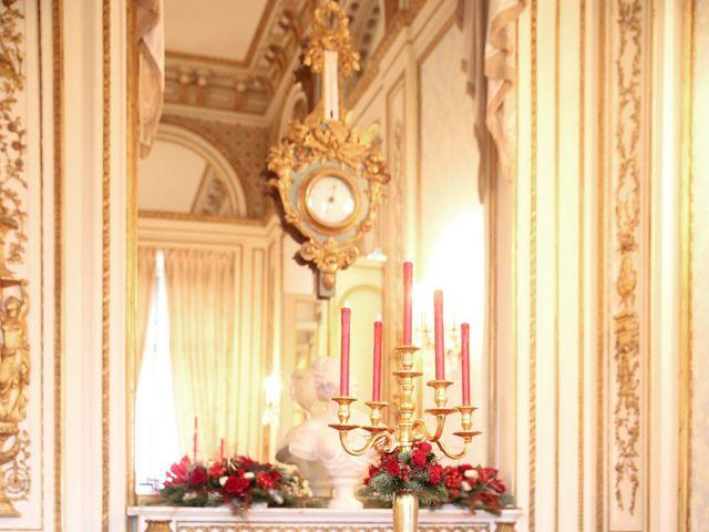 Le mariage de Felipe et Aigul à Louveciennes, Yvelines 136