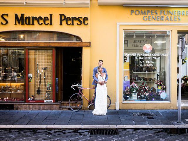 Le mariage de Jérémy et Mélodie à Nice, Alpes-Maritimes 11