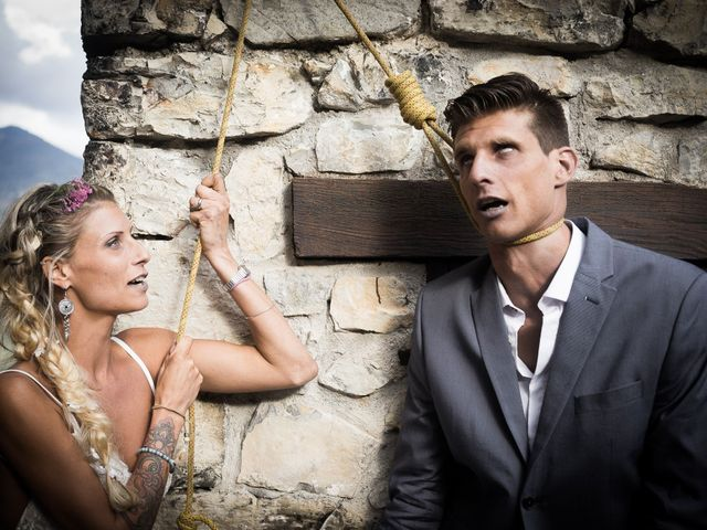 Le mariage de Jérémy et Mélodie à Nice, Alpes-Maritimes 17