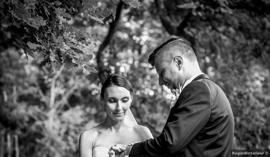 Le mariage de Boris et Marine à Fondettes, Indre-et-Loire