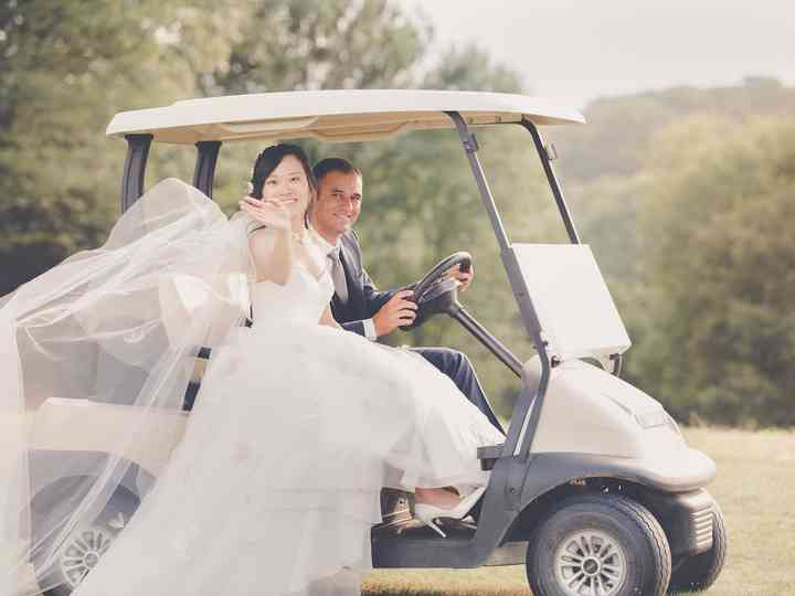 Le mariage de Yanquing et Mattéo