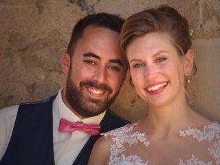 Le mariage de Brice et Sandra