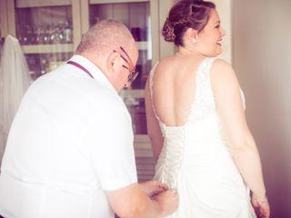 Le mariage de Tracy et Thomas 1