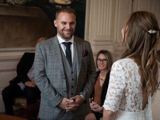 Le mariage de Celine et Renaud