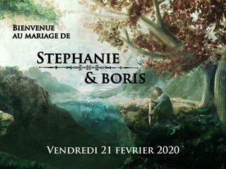 Le mariage de Stéphanie et Boris 2