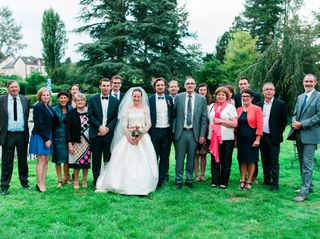Le mariage de Erelle et Frédéric 1