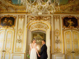 Le mariage de Juliette et Edouard