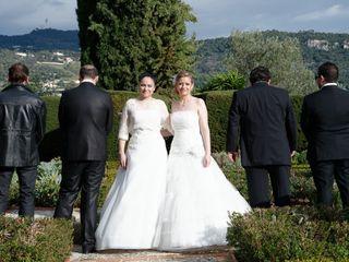 Le mariage de Johanne et Samantha