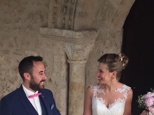 Le mariage de Sandra et Brice à Quinçay, Vienne 3
