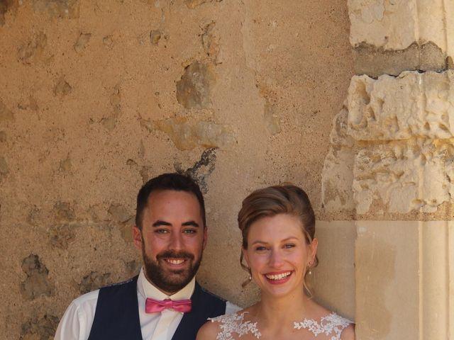 Le mariage de Sandra et Brice à Quinçay, Vienne 4