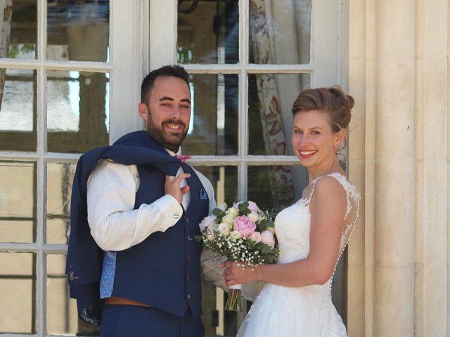 Le mariage de Sandra et Brice à Quinçay, Vienne 5