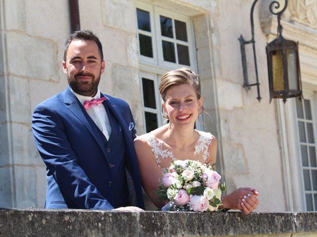 Le mariage de Sandra et Brice à Quinçay, Vienne 6