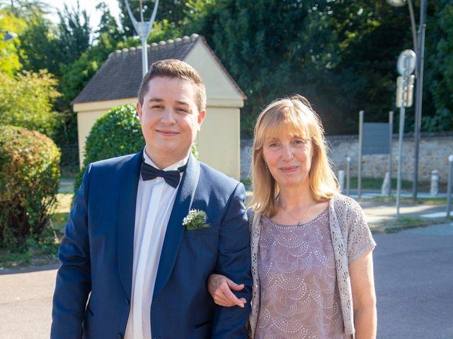 Le mariage de Thomas et Tracy à Toussus-le-Noble, Yvelines 11