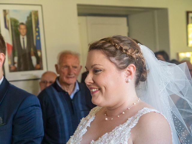 Le mariage de Thomas et Tracy à Toussus-le-Noble, Yvelines 15