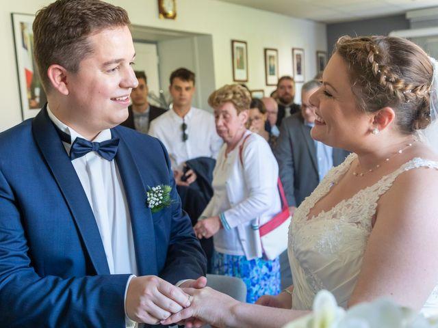 Le mariage de Thomas et Tracy à Toussus-le-Noble, Yvelines 23