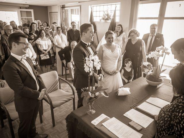 Le mariage de Thomas et Tracy à Toussus-le-Noble, Yvelines 26