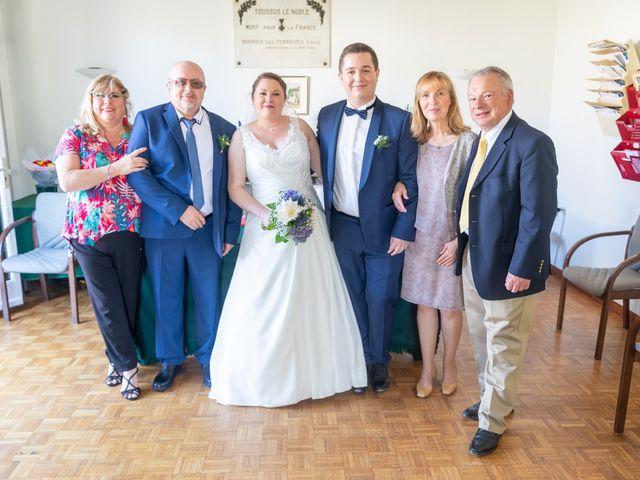 Le mariage de Thomas et Tracy à Toussus-le-Noble, Yvelines 33
