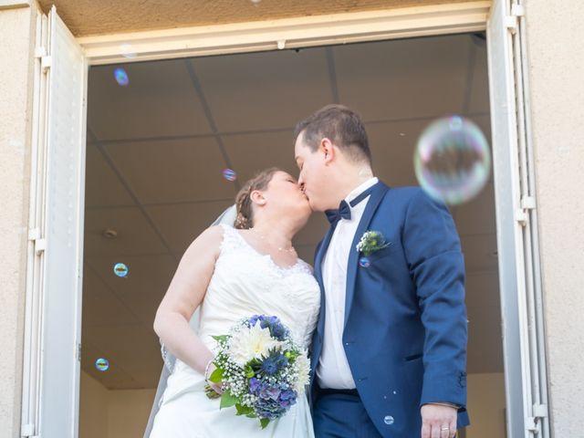 Le mariage de Thomas et Tracy à Toussus-le-Noble, Yvelines 36