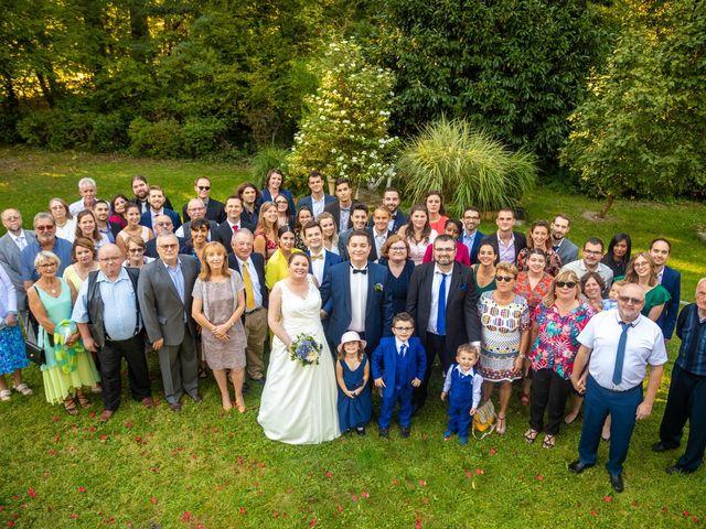 Le mariage de Thomas et Tracy à Toussus-le-Noble, Yvelines 41