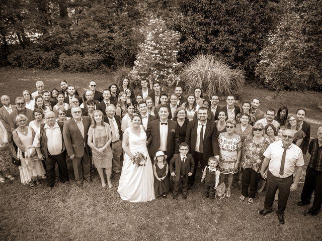 Le mariage de Thomas et Tracy à Toussus-le-Noble, Yvelines 42