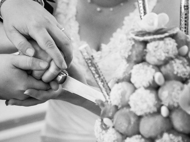 Le mariage de Thomas et Tracy à Toussus-le-Noble, Yvelines 65