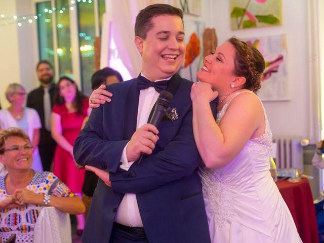 Le mariage de Thomas et Tracy à Toussus-le-Noble, Yvelines 72