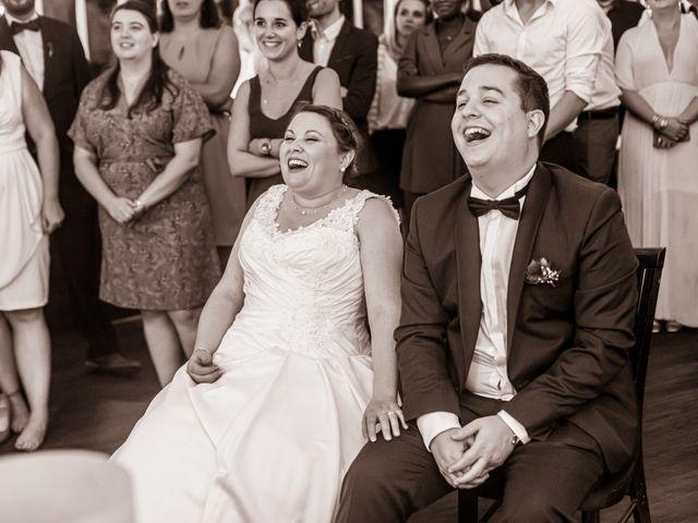 Le mariage de Thomas et Tracy à Toussus-le-Noble, Yvelines 81