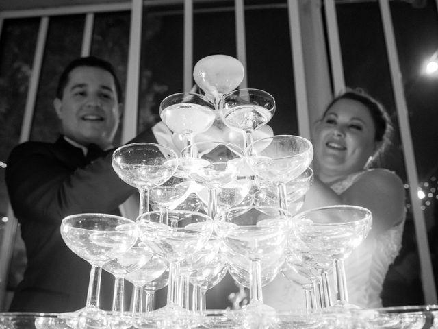 Le mariage de Thomas et Tracy à Toussus-le-Noble, Yvelines 83