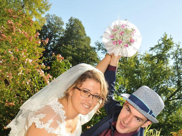 Le mariage de Cyril et Marie à Seyssuel, Isère 3